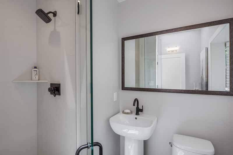 Third full bath on entry level, 10 Woodhue Lane