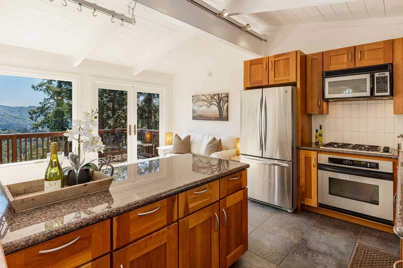Kitchen at 1220 El Cide Ct, Mill Valley, CA