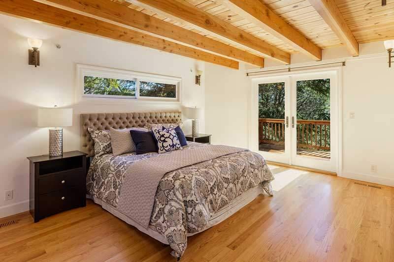 Second bedroom at 1220 El Cide Ct, Mill Valley, CA