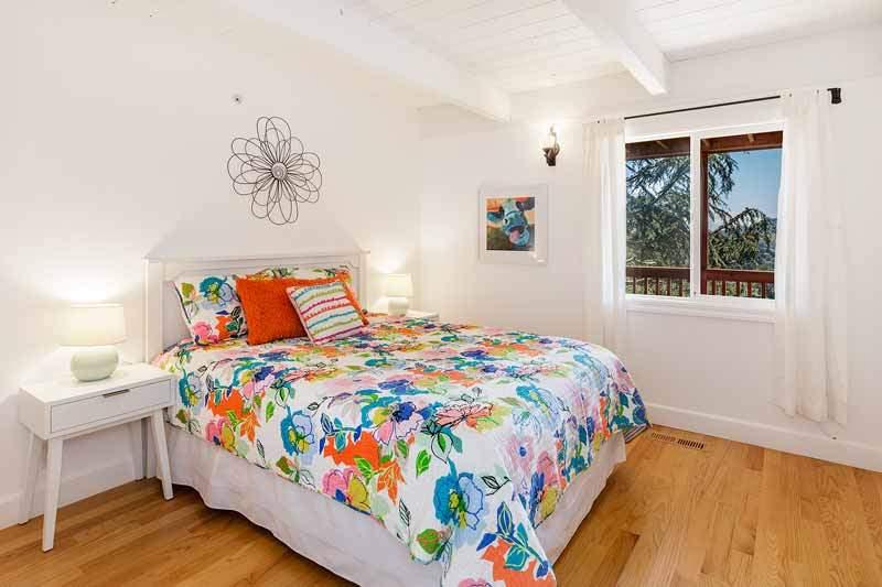 Third bedroom at 1220 El Cide Ct, Mill Valley, CA
