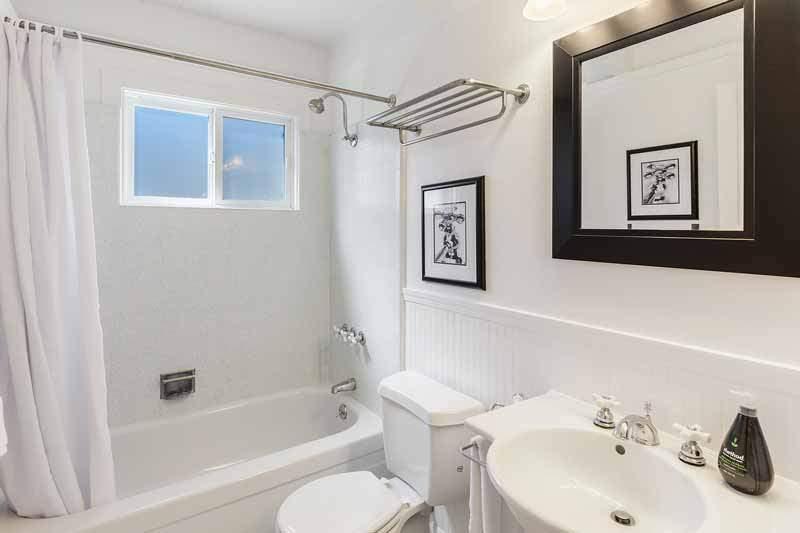 Second bathroom at 1220 El Cide Ct, Mill Valley, CA