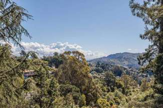 Privacy, tranquility, views in Tamalpais Valley, Mill Valley, CA