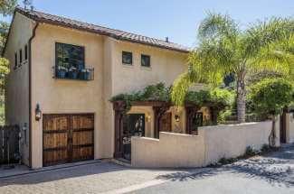 Sunlit Mediterranean-Style Home
