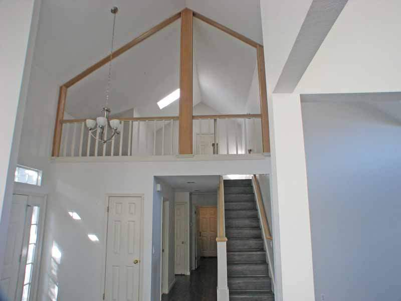 Stairs-to-loft