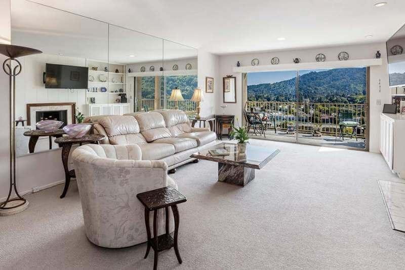 Living room view  | 565 Via Casitas #32, Greenbrae, CA