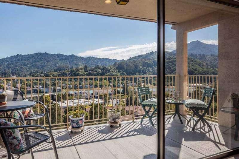 View deck | 565 Via Casitas #32, Greenbrae, CA