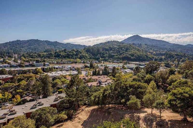 View to the south | 565 Via Casitas #32, Greenbrae, CA