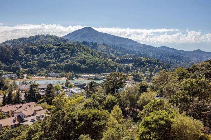 View of Mount Tamalpais | 565 Via Casitas #32, Greenbrae, CA