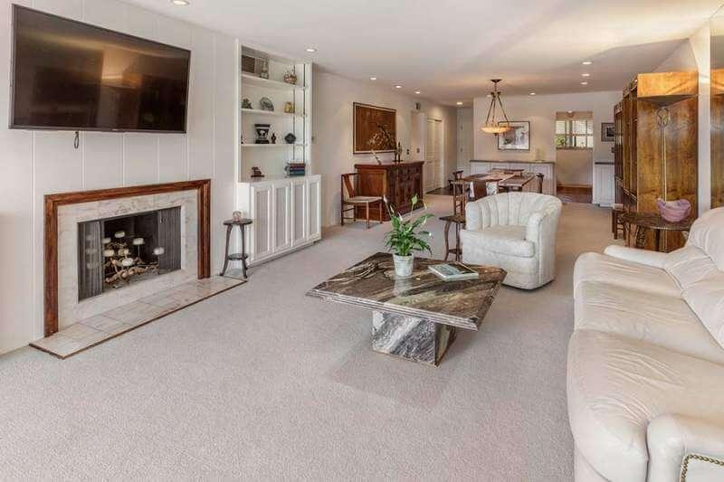 Living room looking toward dining room & kitchen  | 565 Via Casitas #32, Greenbrae, CA