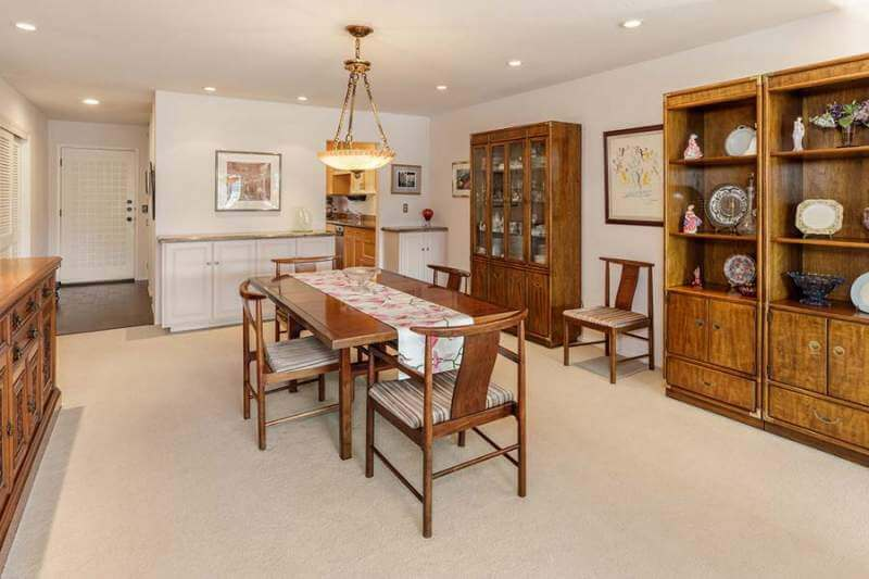 Dining room  | 565 Via Casitas #32, Greenbrae, CA