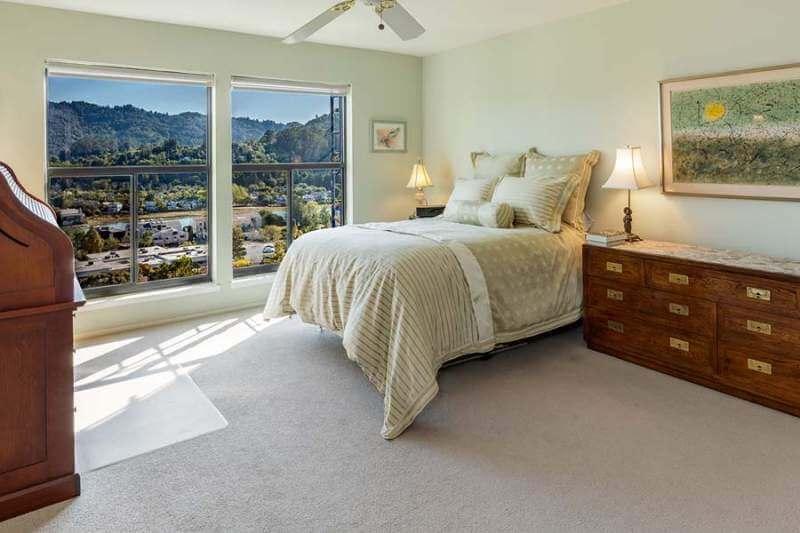 Master bedroom | 565 Via Casitas #32, Greenbrae, CA
