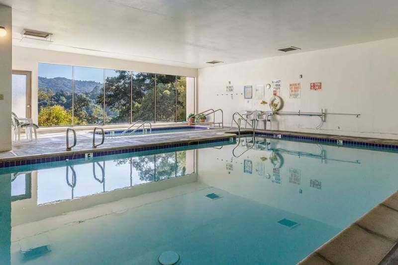 Indoor pool | 565 Via Casitas #32, Greenbrae, CA
