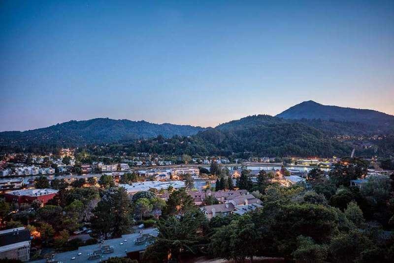View at twilight | 565 Via Casitas #32, Greenbrae, CA
