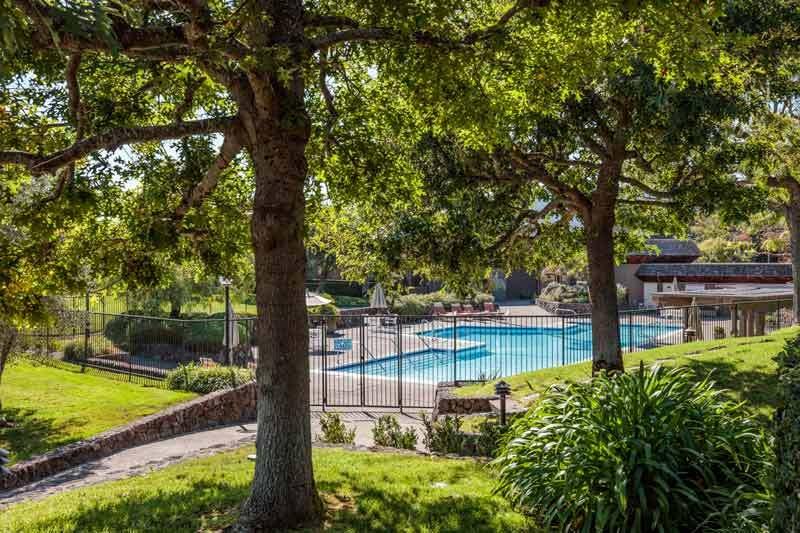 Pool at 8 Greenside Way