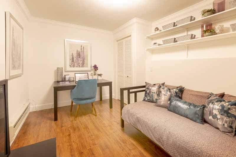 Third bedroom/office, 8 Greenside Way