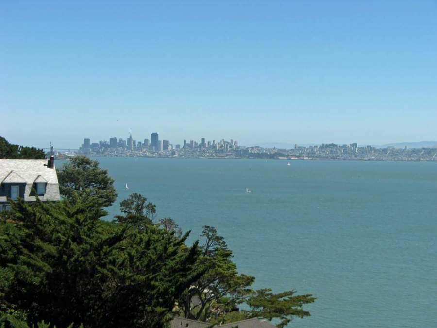 SF View fr Belvedere Island