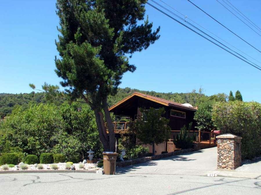 Glenwood neighborhood homes for sale in san rafael ca for Glenwood house