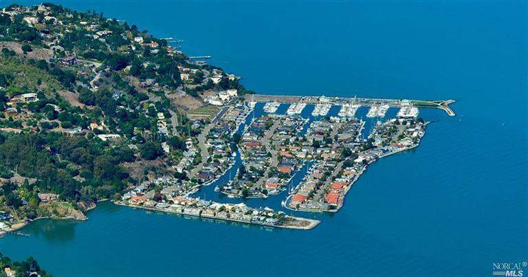 Paradise Cay, Tiburon, CA