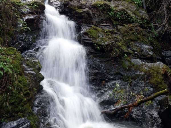 Cataract Falls, Mount Tamalpais