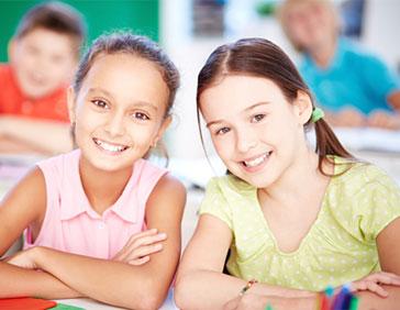 kids closeup