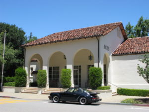 Ross Post Office, Ross, CA