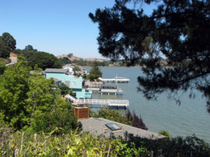 Waterfront Homes in Marin County