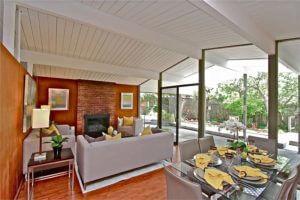Eichler home, San Rafael, CA