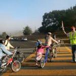 Walking and Biking to School in Marin
