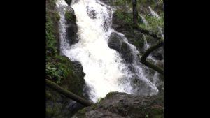 Cascade Falls video, Marin County, CA