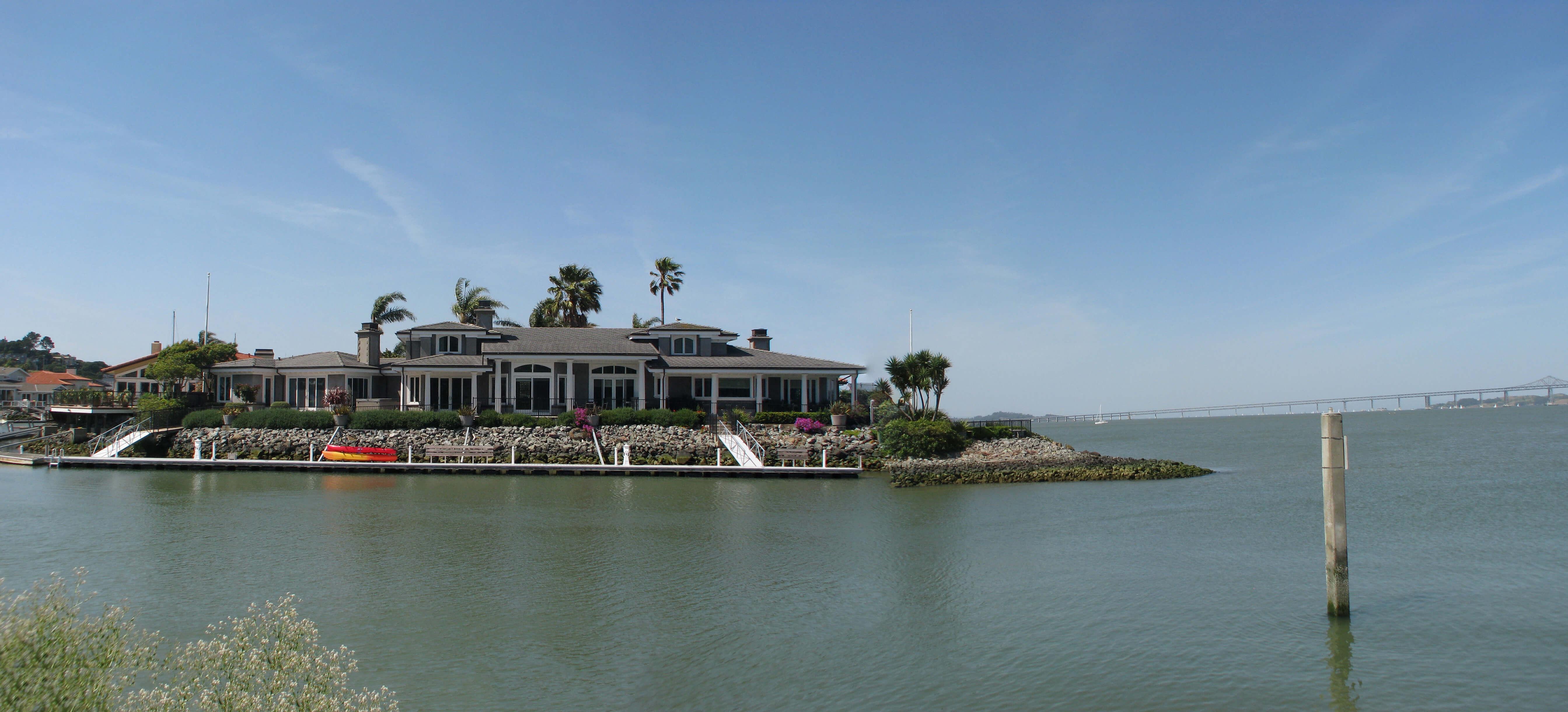 Home at Paradise Cay, Tiburon CA