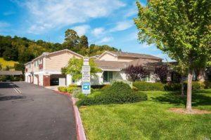Villa Entrada homes for 55+ residents, Novato, CA