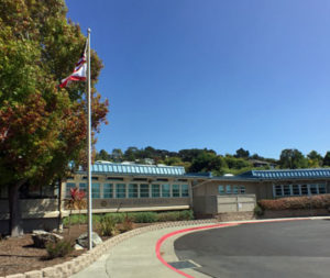 Del Mar Middle School, Tiburon, CA