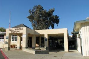Hall Middle School, Larkspur, CA