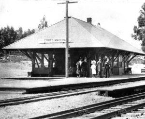 Corte Madera Train Station