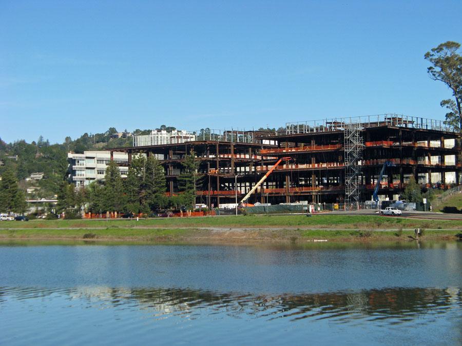 Marin General Hospital , Kentfield, CA Construction 2017