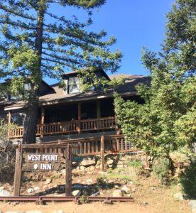 West Point Inn, Mount Tamalpais, Marin County, CA