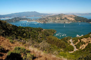 Marin County from Angel Island