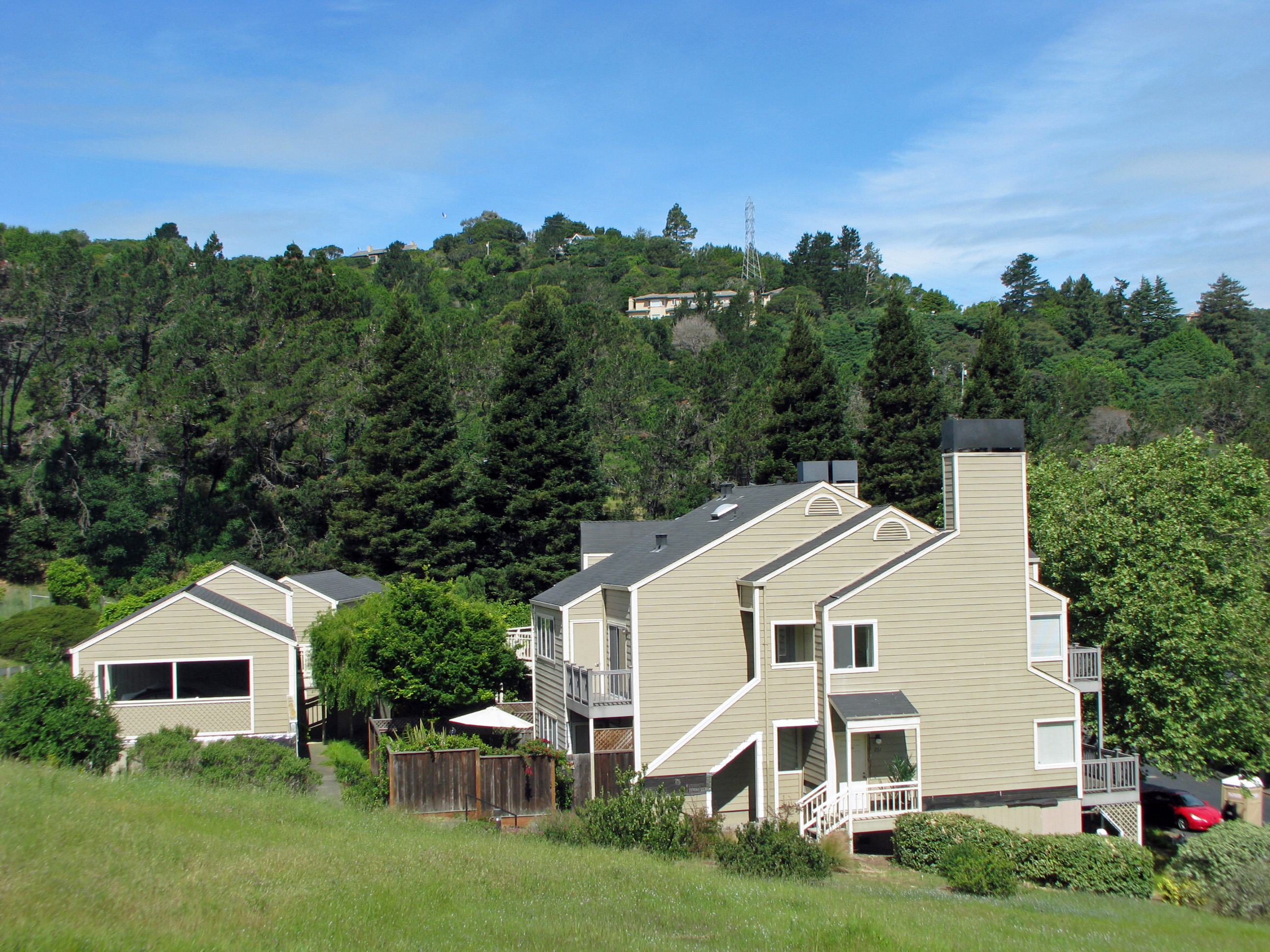 Condos at Meadowcreek Station, Corte Madera, CA