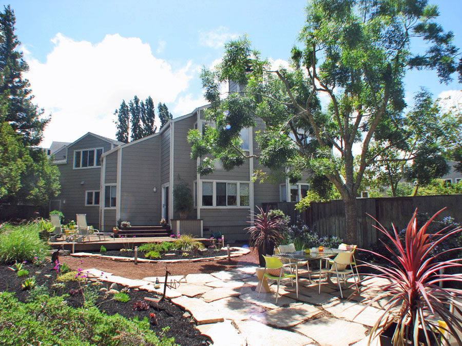 Town house in Corte Madera