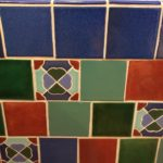 Original Edith Heath tiles