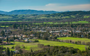 The Town of Sonoma, CA