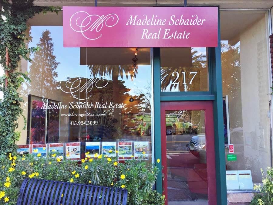 Schaider Real Estate Office, Corte Madera