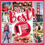 Reader's Choice Awards 2020 from the Marin Independent Journal